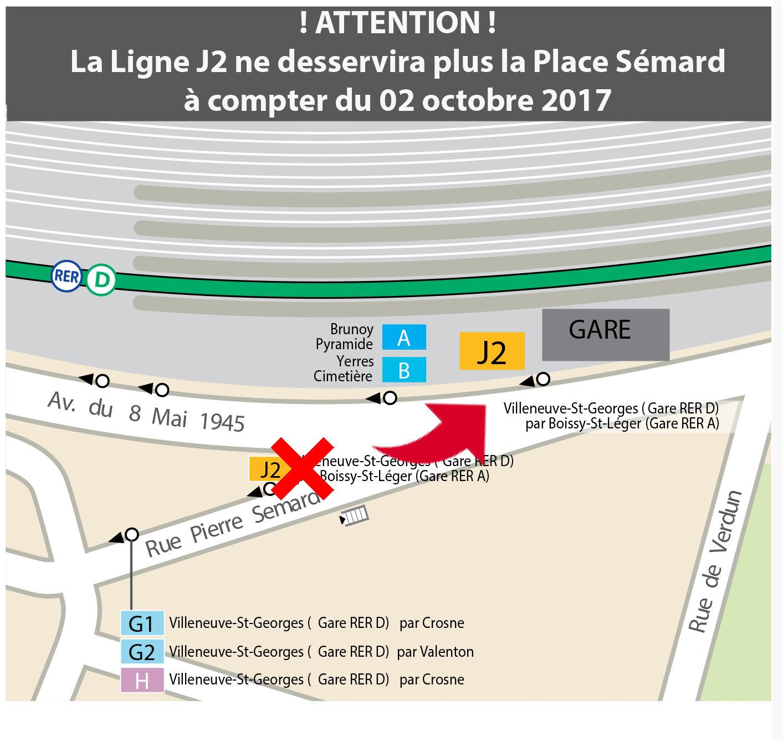 Villeneuve-St-Georges - Fin des Travaux Rue de Paris