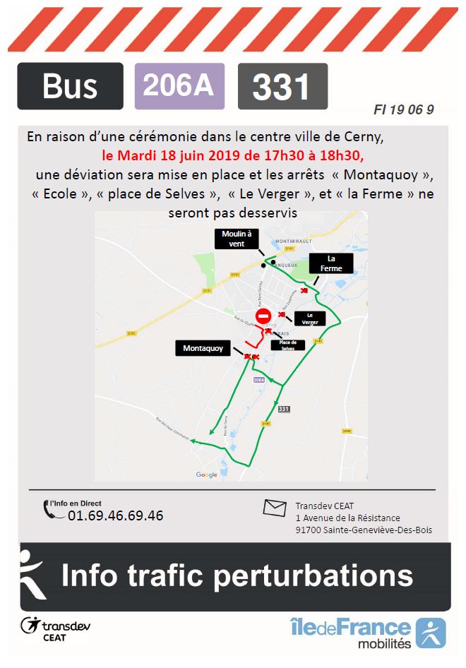 Manifestation Cerny
