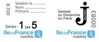 image Ticket Jeunes Week-end