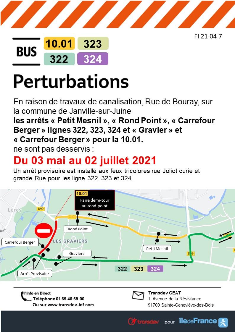 Travaux Janville-sur-Juine