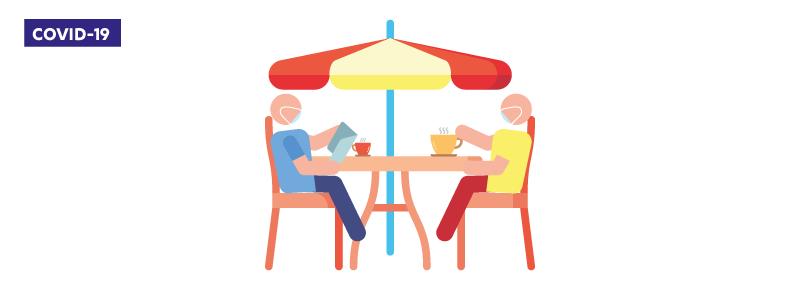 9 juin : réouverture des restaurants et couvre-feu 23h