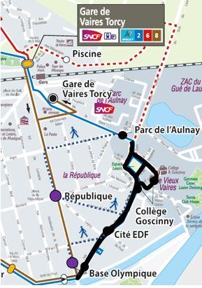 Transdev STBC - Lignes 2 et 6