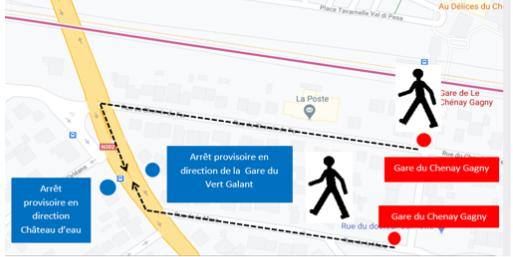 Ligne 643 - Du 25 au 29 octobre 2021